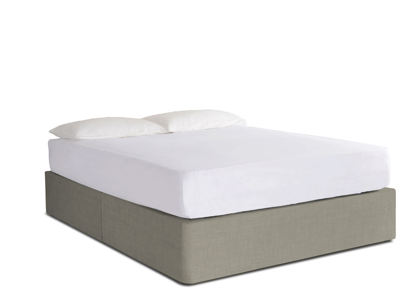Base Upholstered Bed Frame