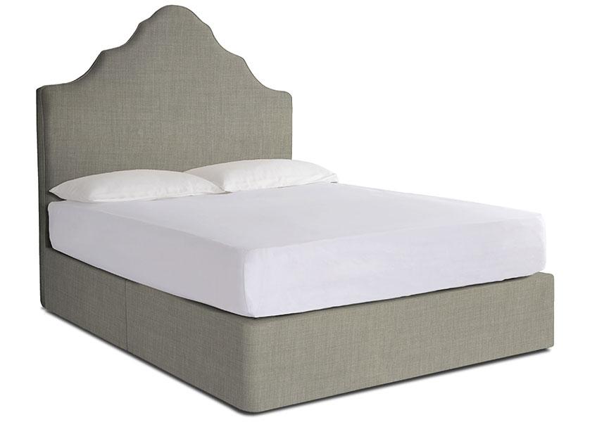 Rose Upholstered Bed